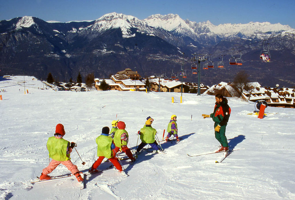 Montecampione ski school