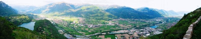 Valley below HBT